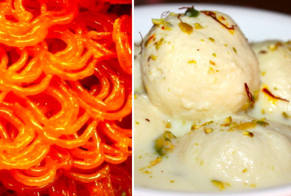 Jaiho! Decadent jalebi and rasmalai in Atwater Village