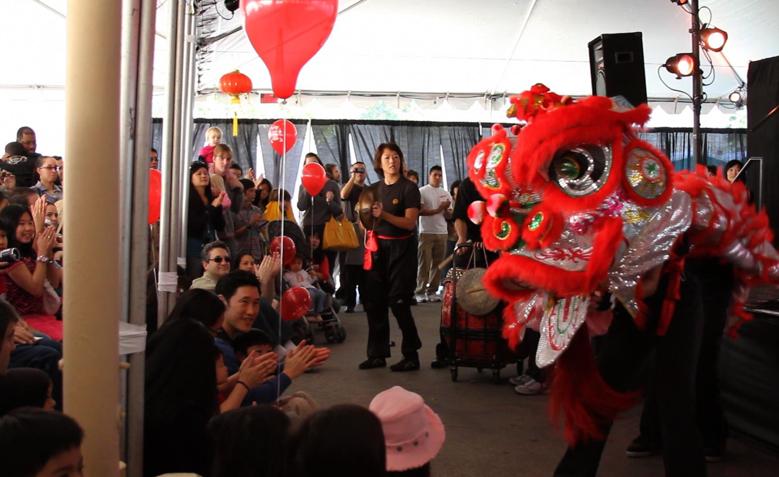 Saturday: Lunar New Year Festival in Pasadena