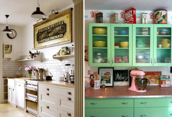 The Inviting Kitchen: (L)