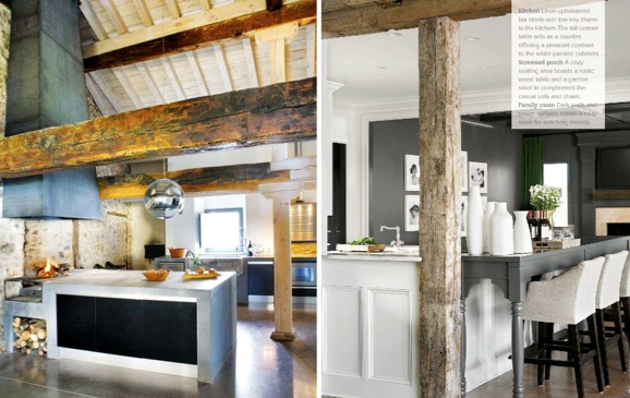 The Architectural Kitchen: