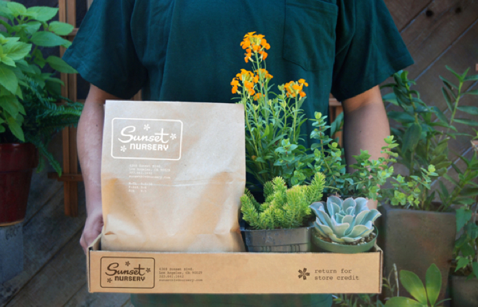 Sunset Nursery: A lush oasis on a congested Silver Lake street
