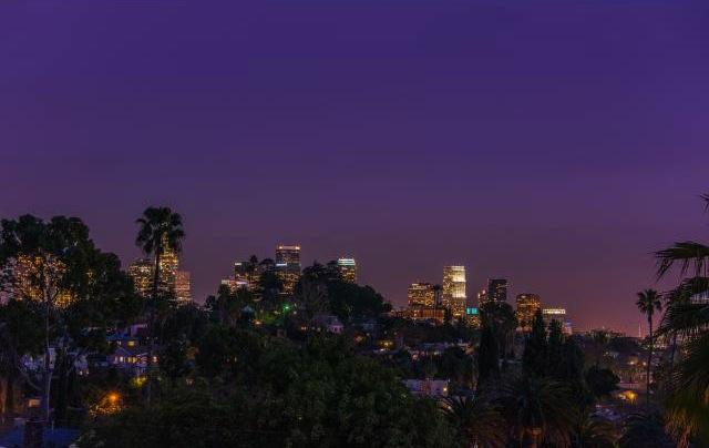 DTLA views. Listed byCharles Clark – Sotheby's Los Feliz