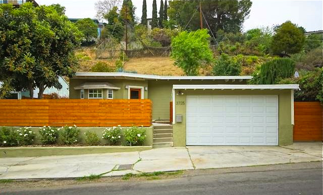 Tucked in the hills of Glassell Park