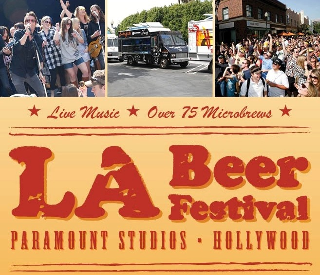 LA Beer Fest, Paramount Studios