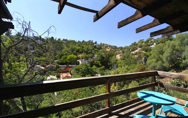 Deck with unobstructed views. Courtesy of Marissa Solis – Housing America Realty