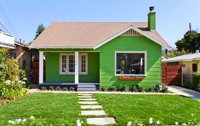1927 California Bungalow: 1136 Neola St., Los Angeles, 90041