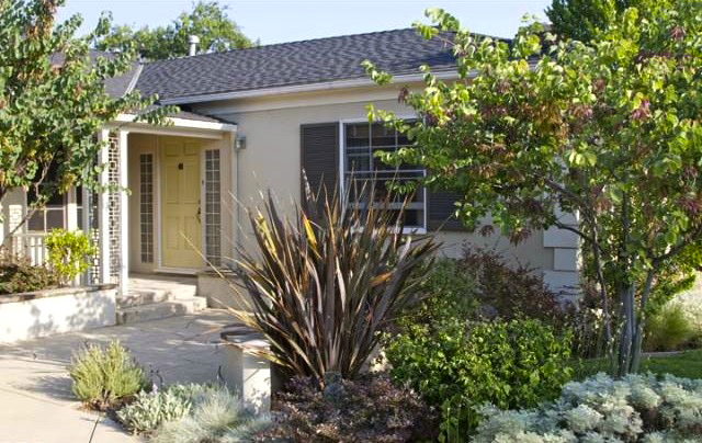 Nestled on a quiet, tree lined street in Glendale