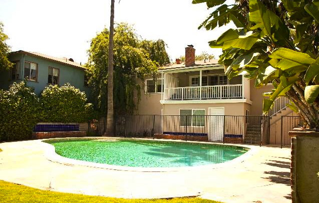 1950 Traditional: 1328 Linda Rosa Ave., Los Angeles 90041