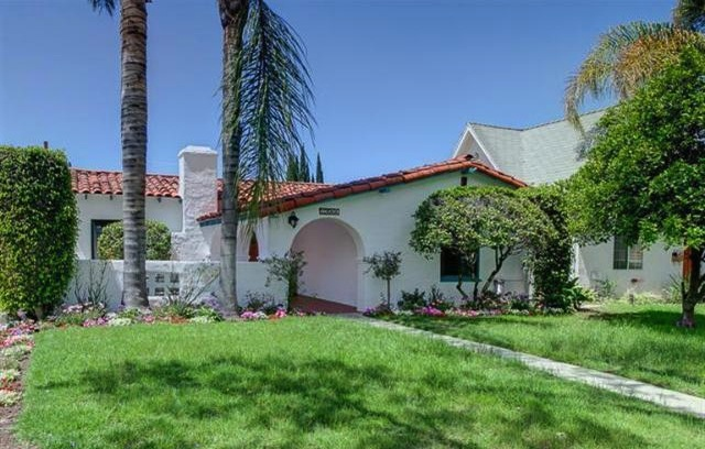 Located on a beautiful, tree lined street