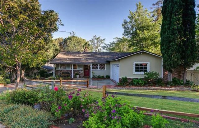 1956 Ranch: 3822 2nd Ave., Glendale, 91214