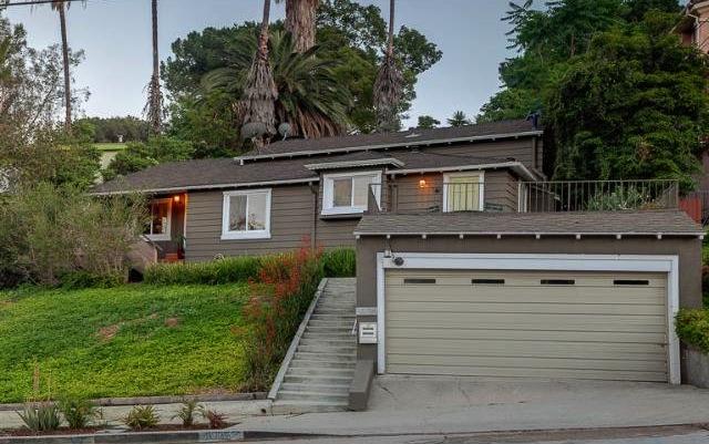 1935 California Bungalow: 3926 Filion St., Los Angeles, 90065
