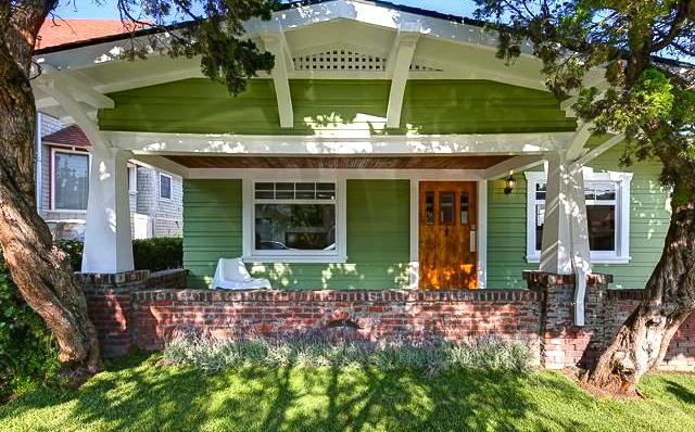 1915 Craftsman: 5118 El Rio Ave., Los Angeles, 90041
