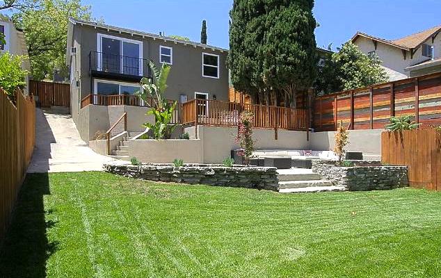 1946 California Bungalow: 553 Terrill Ave., Los Angeles, 90042