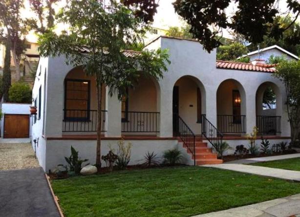 1926 Spanish: 1031 Milwaukee Ave., Los Angeles, 90042