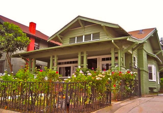 1912 Craftsman: 218 Branch St., Los Angeles, 90042