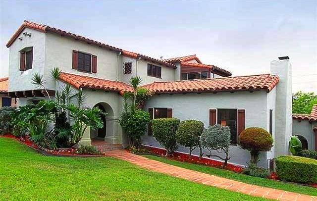1930 Spanish: 517 Woodbury Rd., Glendale, 91206