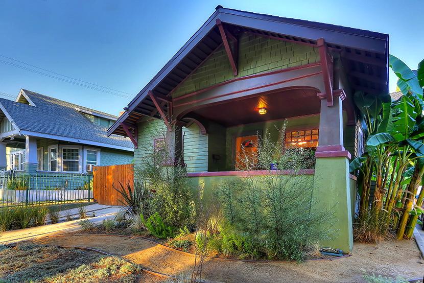 1912 Craftsman: 912 N. Ave. 57, Los Angeles, 90042