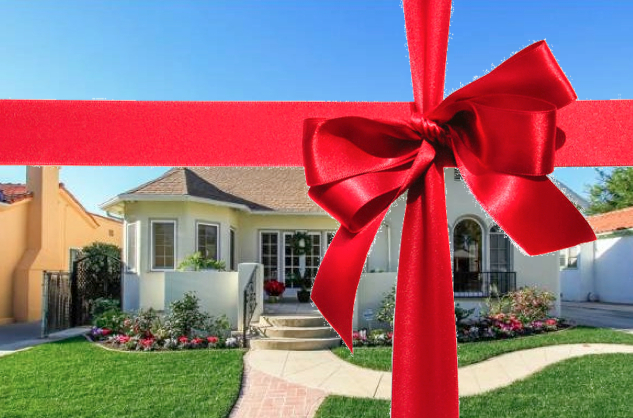 Looking for a house? You might score a holiday deal