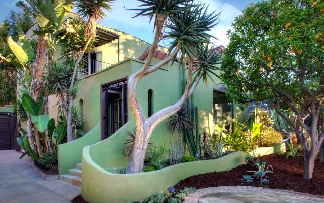1927 Spanish: 2358 Edgewater Terrace, Los Angeles, 90039