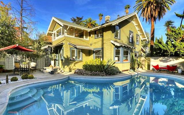 1900 Craftsman: 4929 Sycamore Ter., Los Angeles, 90042