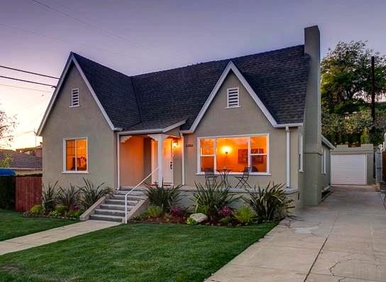 1925 Cottage: 5351 Hillmont Ave., Los Angeles, 90041