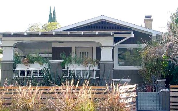 1913 Craftsman: 5356 Irvington Pl., Los Angeles, 90042