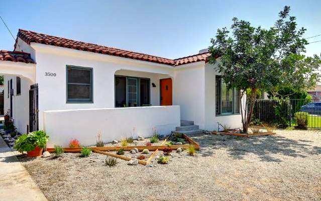 1931 Spanish: 3500 Warwick Ave., Los Angeles, 90032