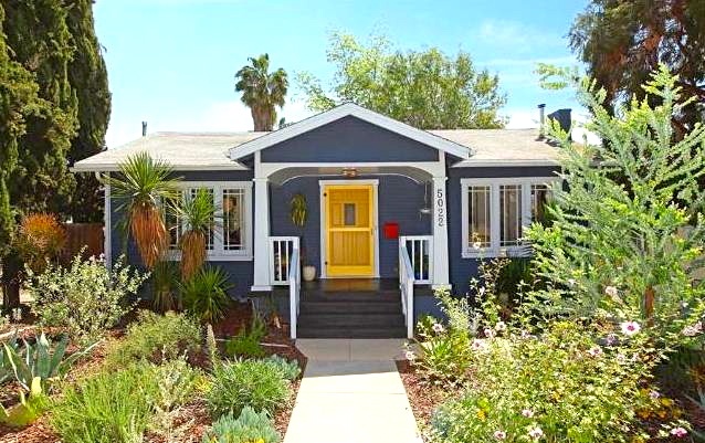 1922 Craftsman: 5022 Mount Royal Dr., Los Angeles, 90041