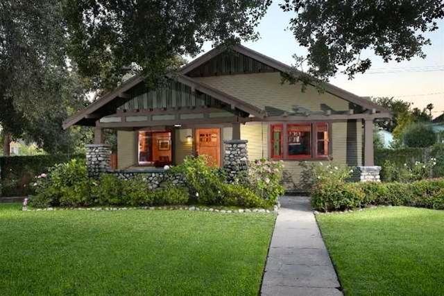 1916 Craftsman: 1570 Las Lunas St., Pasadena, 91106