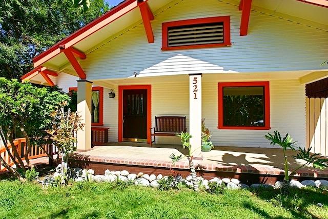 1910 Craftsman: 521 N. Ave. 53, Los Angeles, 90042