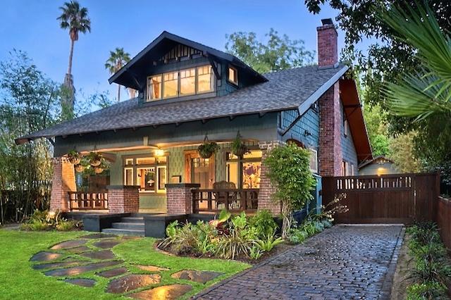 1911 Craftsman: 126 N. Meredith Ave., Pasadena, 91106