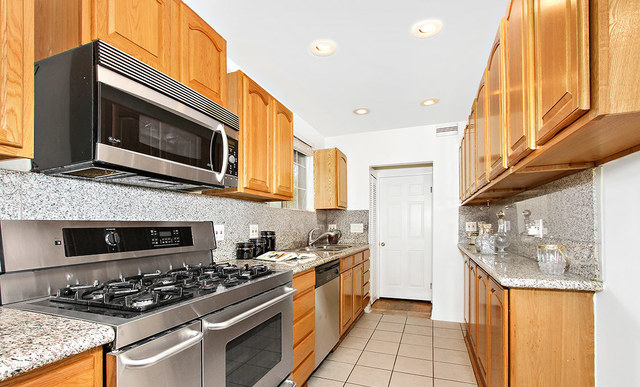 """The """"not-so-perfect"""" dated kitchen"""