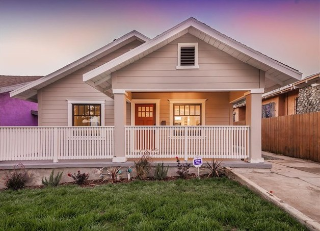 """The """"Perfect"""" House in Cypress Park,"""